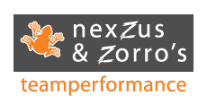 Logo Nexzus $ Zorros